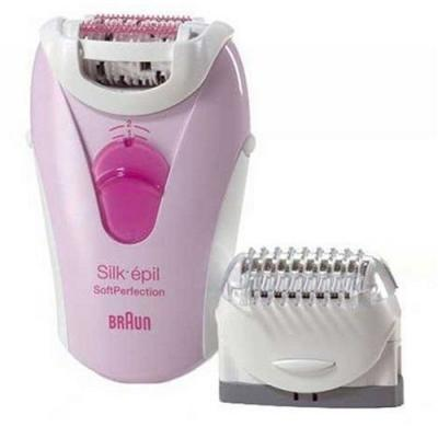 Braun 3270 silkepil 3 2in1 çift başlikli soft perfection